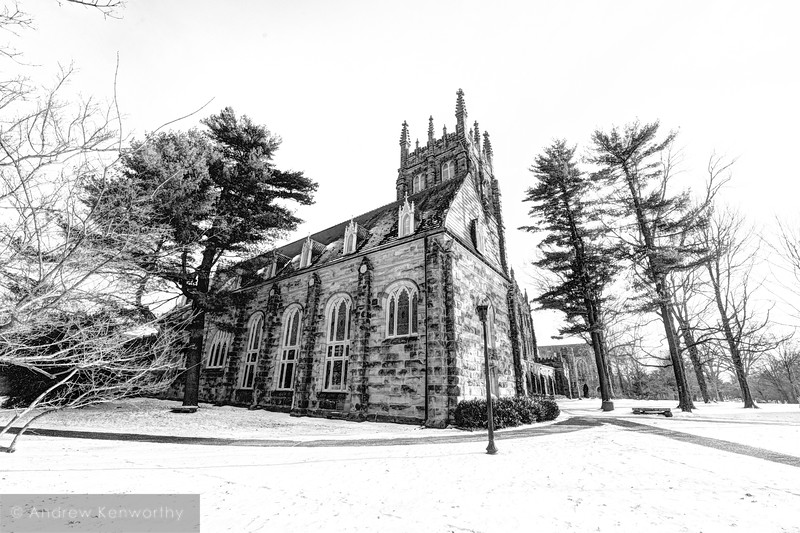 Sewanee University of the South Winter 01 BW.jpg
