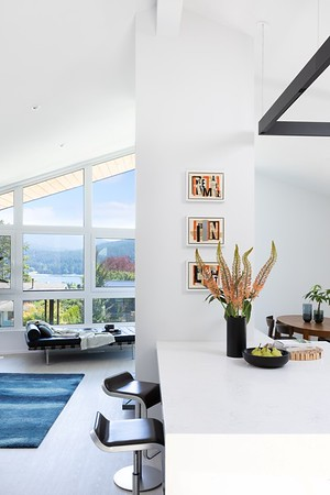 Residential Partial - Award of Merit - Deep Cove Renovation