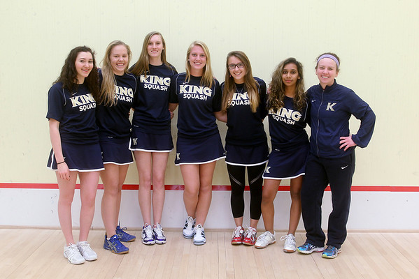 Varsity Squash January 28, 2014