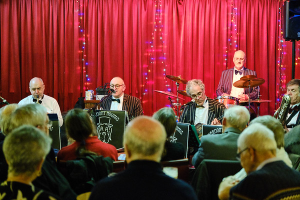 Rochdale Jazz Club - Harmony Hounds 2019
