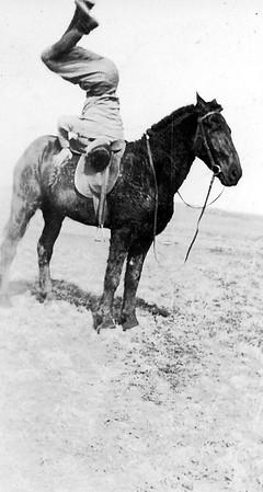 Grandpa The Cowboy.