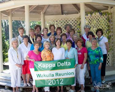 Kappa Delta (Wakulla Reunion)