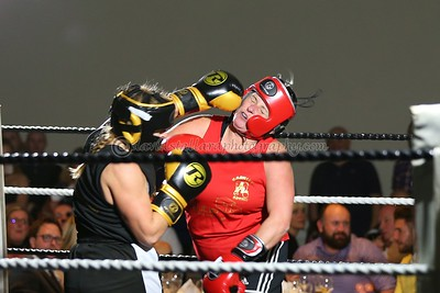 Friend or foe Charity Boxing 29-10-16