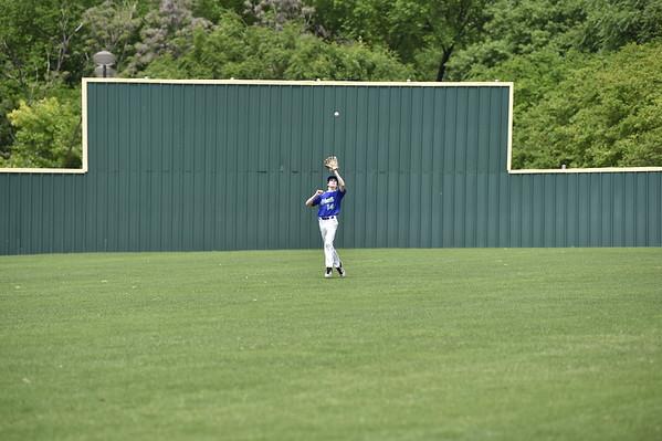 Varsity Baseball vs Texoma