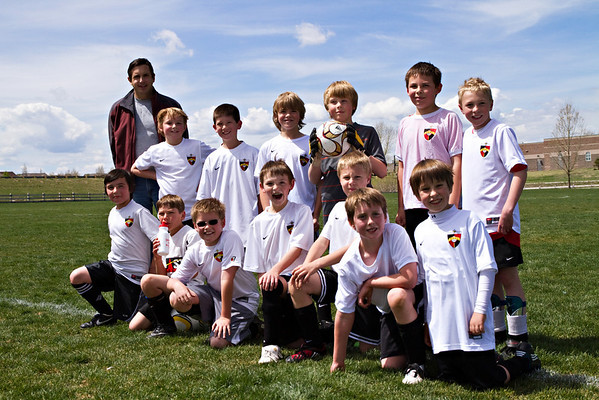 Soccer - Eagles - 2010