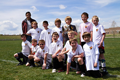 Soccer - Eagles - 2010