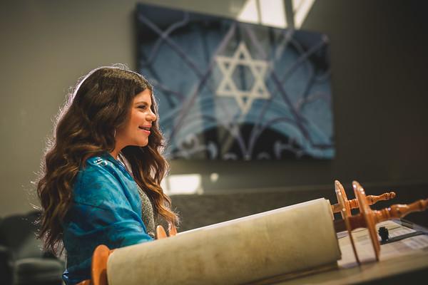 Talia's  Mitzvah