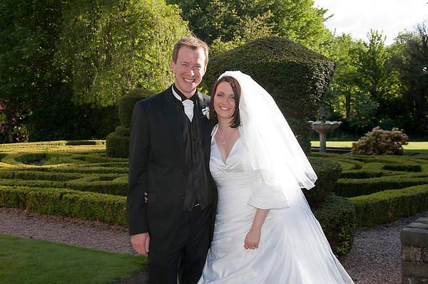 Cathy & Marc Davidson-St Andrews Church-Landmark Hotel