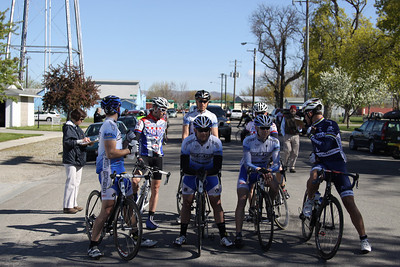 Emmett Roubaix RoadRace May 1, 2011