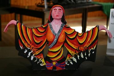 Bloemencorso 2006 - De maquettes