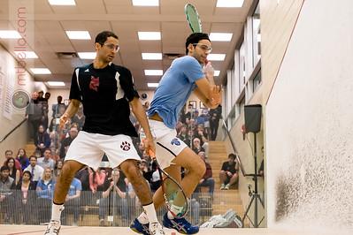 2015-03-01 Potter Trophy Final - Ahmed Abdel Khalek (Bates) and Osama Khalifa (Columbia)