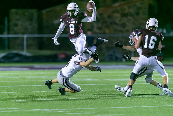 Yoe v Troy 2019 Game Shots