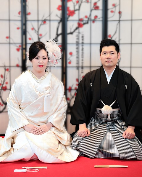 Jinbo Wedding Portraits