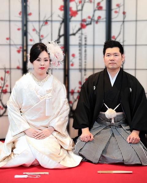 Jinbo Wedding Portraits