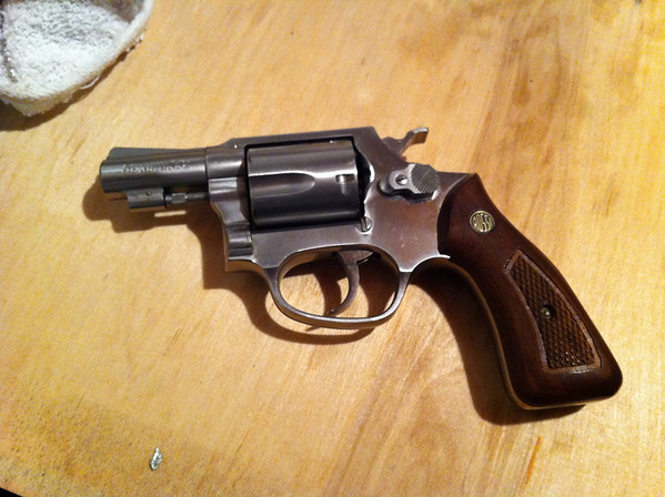Revolver Rebuild