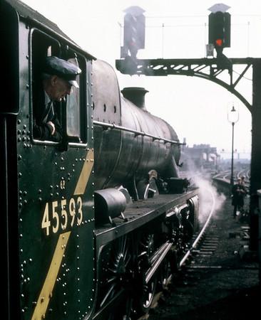 Derbyshire Dawdler railtour, 1967