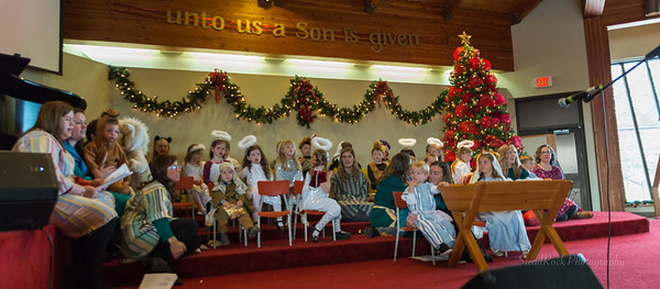 2019 S.A Temple Christmas Pageant