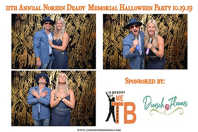 11th Annual Noreen Deady Memorial Halloween Party