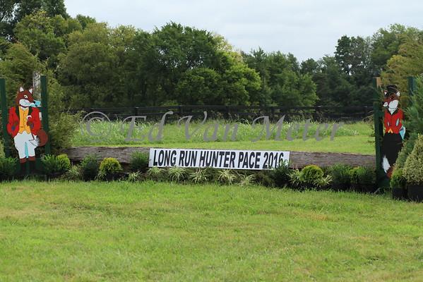 Long Run Hunter Pace 2016