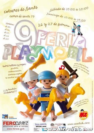 9º Feria Nacional de Coleccionistas de Playmobil