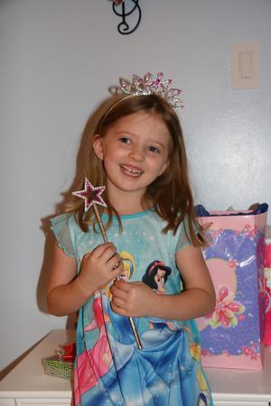Elena's 5th Birthday
