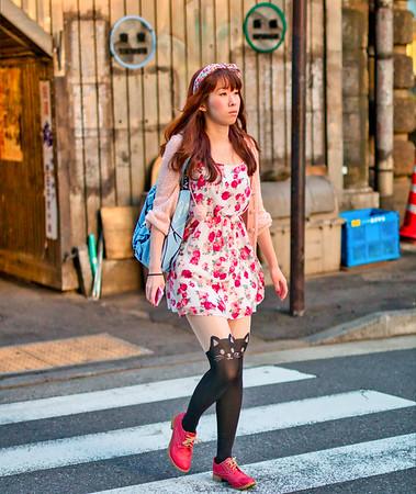 Japan 2014 Tokyo Streets
