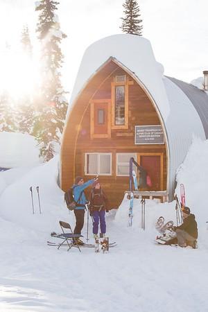 Wendy Thompson Backcountry Hut