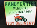 Carter Family/Motorcycle Club Delivers Christmas to Watauga Elementary Families