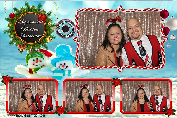 Squamish Nation Holiday Party