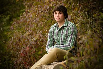 Jared's Senior Pictures