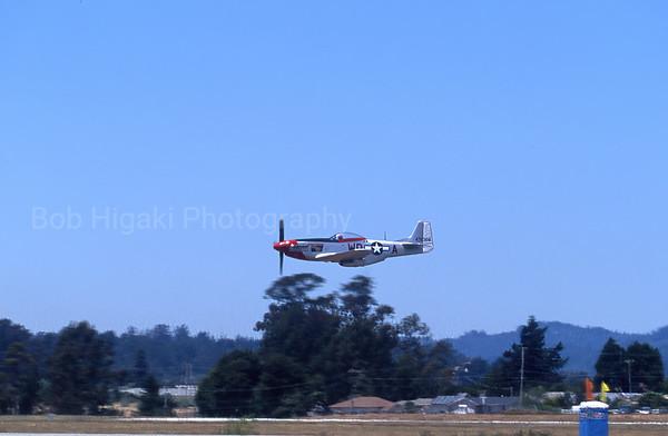 P-51 Mustang Ridge Runner