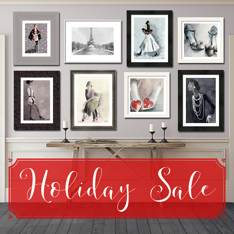 Beverly Brown Prints Holiday Sale