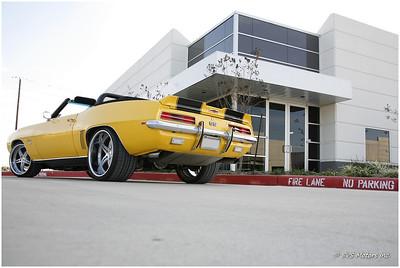 1969 Chevrolet Camaro 69-EVSCAM01
