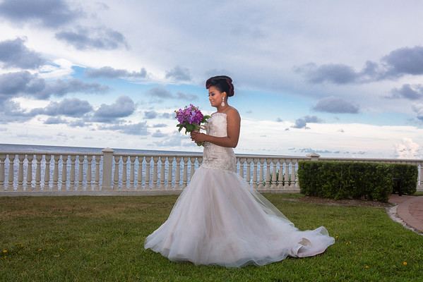 Kenneth & Le'Shea, Thalatta Estate Palmetto Bay Wedding