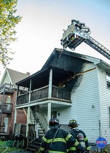 Structure Fire - 45 Pliny St, Hartford, CT - 6/15/18