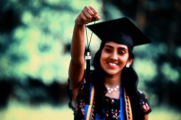 Janavi Graduation 2018