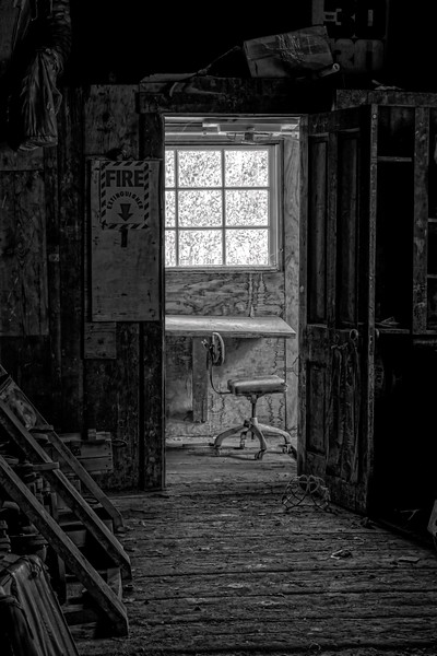 The Abandoned Chair