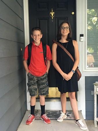 10th and 8th grade
