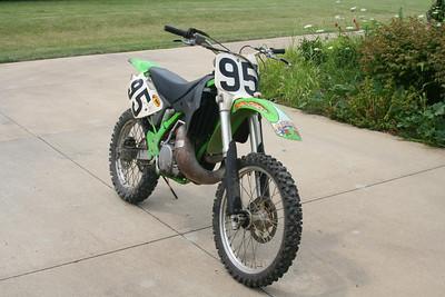 Tim's Dirt Bike 20060806