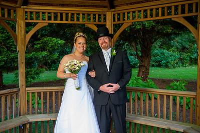 Jenn & Pat's Wedding ....