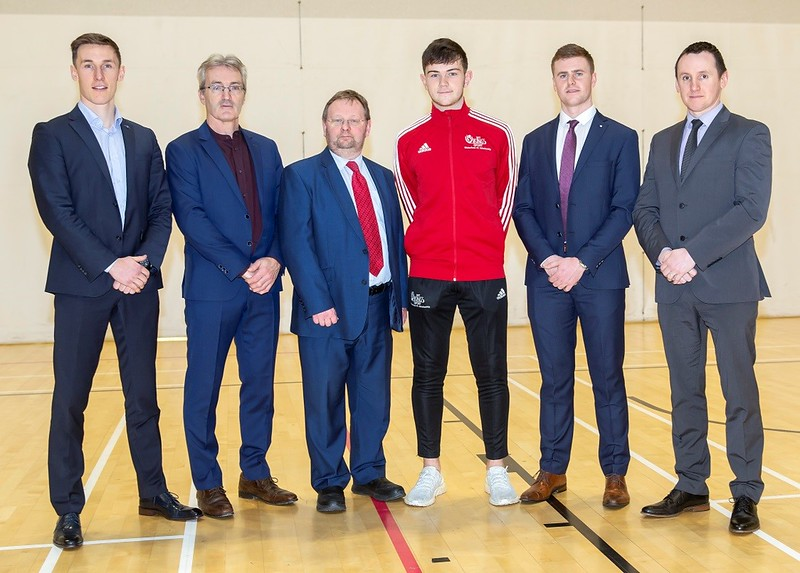 Waterford FC Scholarship Student – 18/19