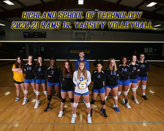 Highland Team Photos