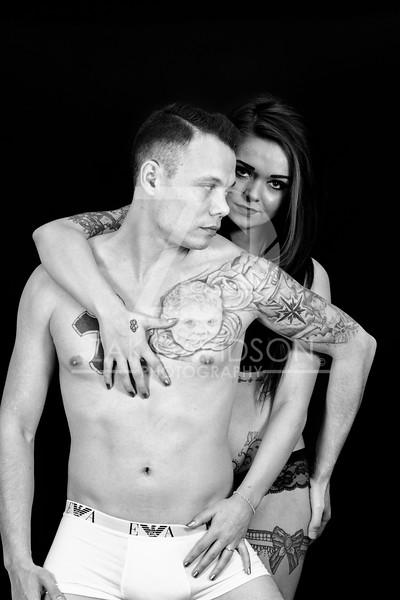 Valentine Couple's Photoshoot