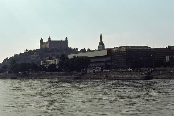 Wien-Budapest sommar 1978