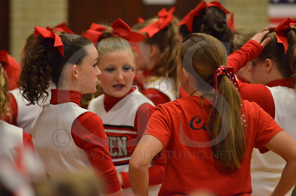Trojan Horse Cheer Competion 11-16-2013