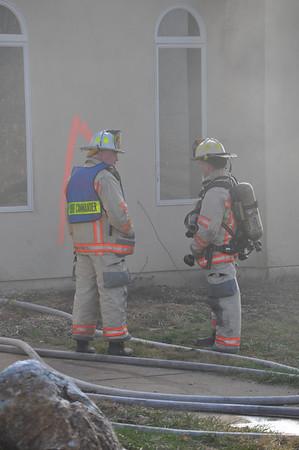 House Burning Butler, Md 11-14-10