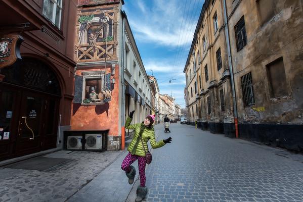 2015 Lviv & Bukovel, Ukraine