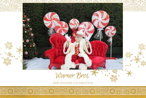 Warner Brother's Holiday Event