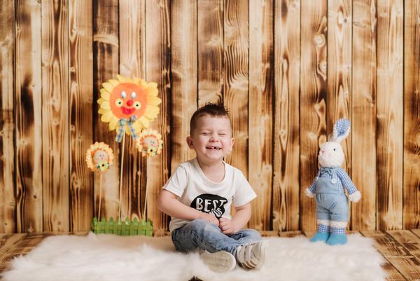 Ayden, Luiza si Daniel - Sedinta Foto de Paste