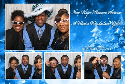 New Hope Honors Service - 2014 Winter Gala